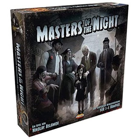 Masters of the Night dt.