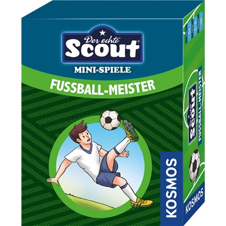 Scout Minispiele - Fußball-Meister