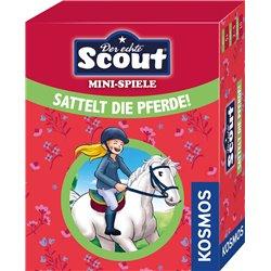 Scout Minispiele - Sattelt die Pferde!