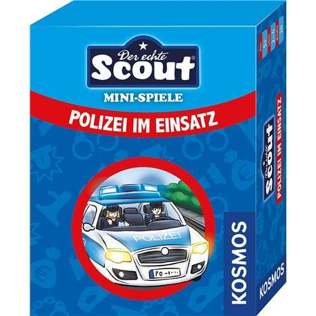 Scout Minispiele - Polizei im Einsatz