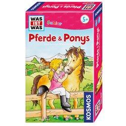 WAS IST WAS Junior Pferde &amp Ponys