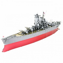 Metal Earth Iconx Yamato Battleship