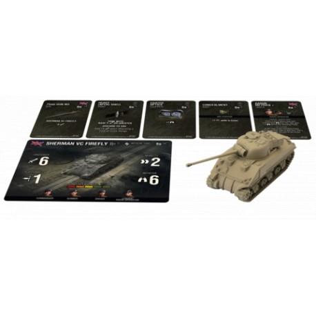World of Tanks Erweiterung British (Sherman Firefly) multilingual