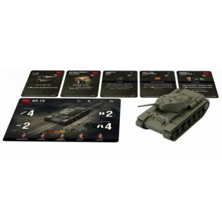 World of Tanks Erweiterung Soviet (KV-1s) multilingual
