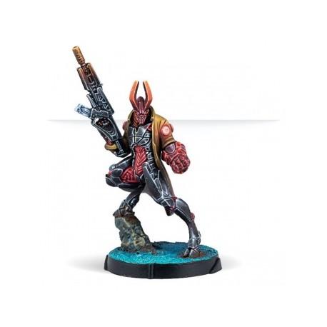 Infinity CodeOne Agent Dukash (MULTI Rifle)