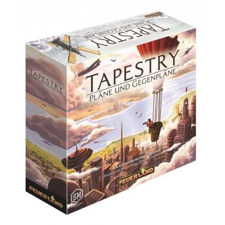 Tapestry Pläne und Gegenpläne Erweiterung