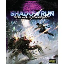 Shadowrun Shadowrun 6th Ed. Beginner Box