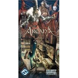 Arcana Cardgame 1st Edition ENGLISCH