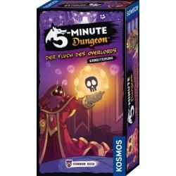 5 Minute Dungeon Erw Der Fluch des Overlords
