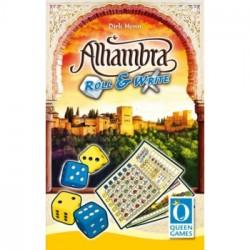 Alhambra Roll & Write DE/EN