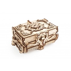 Ugears Holzpuzzle Antique Box