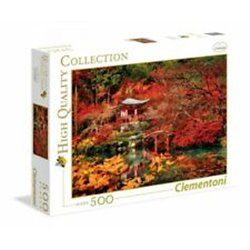 Puzzle Orienttraum 500T High Quality Collection