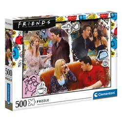 Puzzle Friends 500T