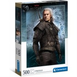 Puzzle The Witcher 500T