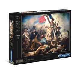Puzzle Delacroix Liberty Leading the People 1000T