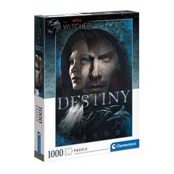 Puzzle The Witcher Destiny 1000T