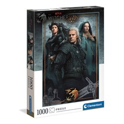 Puzzle The Witcher 1000T