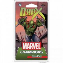 Marvel Champions Drax Hero Pack ENG