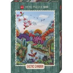 Puzzle Exotic Garden 500T
