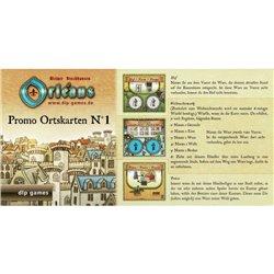 Orleans Promo Ortskarten Nr 1