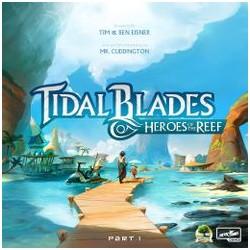 Tidal Blades Heroes of the Reef ENG