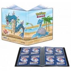 Pokemon Ultra Pro Gallery Series Seaside 4 Pocket Portfolio