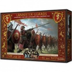 A Song Of Ice And Fire Lannister Guards ENG