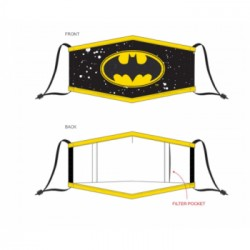 Batman Adjustable Gesichtsmaske