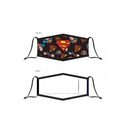 Superman Adjustable Gesichtsmaske