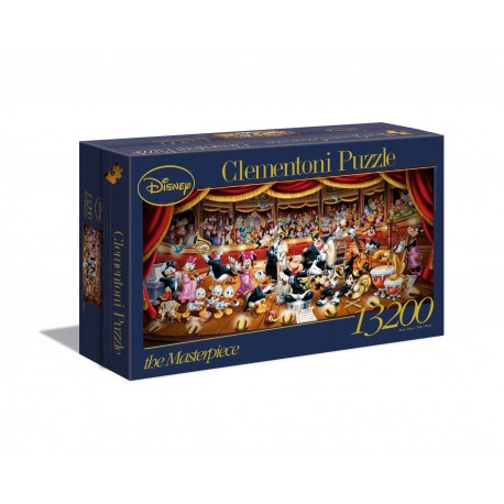 Puzzle Disney Orchester 13200 T High Quality Collection