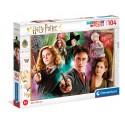 Puzzle Harry Potter 104T Supercolor