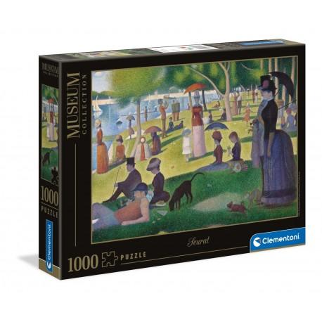 Puzzle MUSEUM A Sunday on La Grande Jatte 1000T