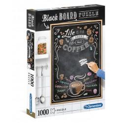 Puzzle Black Board Coffee 1000T