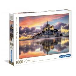 Puzzle Le Mont Saint Michel 1000T