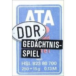 Ata - DDR Erinnerungsspiel