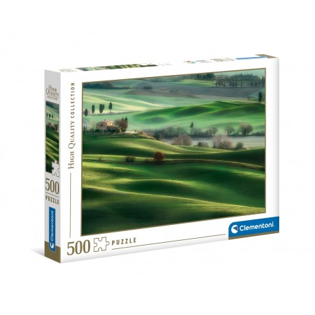 Puzzle Tuscany Hills 500T