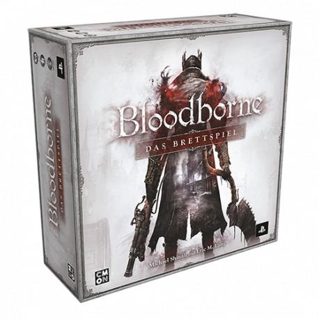 Bloodborne Das Brettspiel dt.