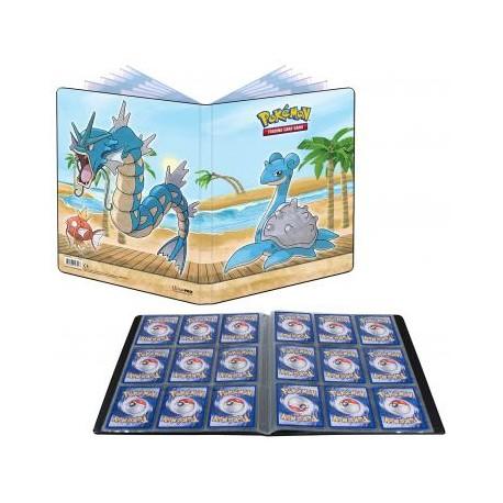 Pokemon Portfolio UP 9 Pocket Seaside