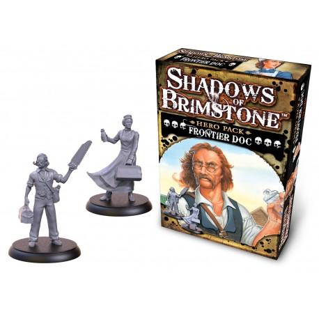 Shadows of Brimstone Hero Pack Frontier Doc