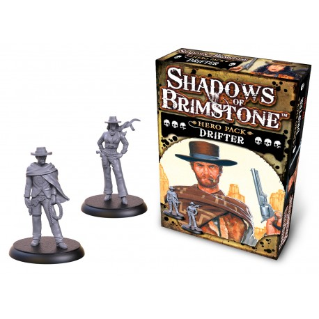 Shadows of Brimstone Hero Pack Drifter