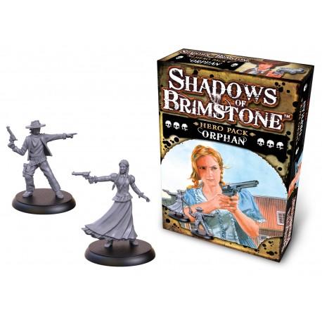 Shadows of Brimstone Hero Pack Orphan