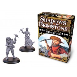 Shadows of Brimstone Hero Pack Prospector