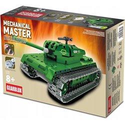 Tech Bricks remote controlled Brick Vehicles Tank