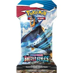 PKM Sword & Shield 5 Battestyles Booster Pack
