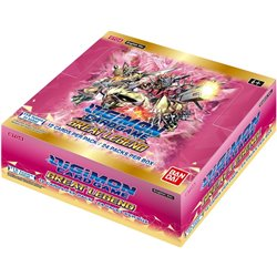 Digimon Card Game - Great Legend Booster Display BT04 (24 Packs)