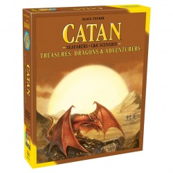 Catan Treasures, Dragons & Adventurers EN