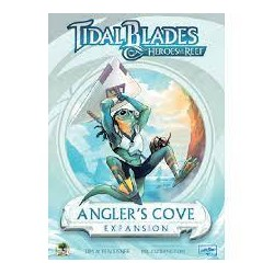 Tidal Blades Heroes of the Reef Anglers cove Espansion ENG