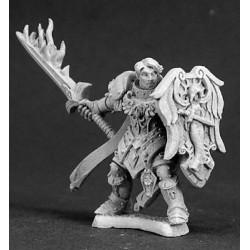 Dark Heaven Legends Almaran the Gold Heroic Paladin