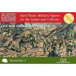 PSCWW2020003 20mm WWII (German) Late War Infantry (57)