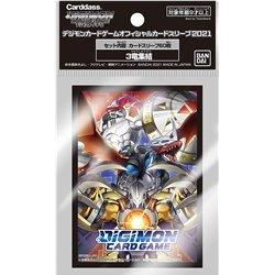 Digimon Card Game Sleeves Gathering (60)